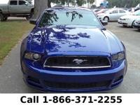 2014 Ford Mustang V6 Features: Warranty - Keyless Entry