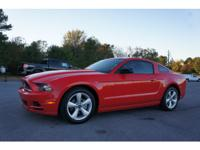 Exterior Color: race red, Body: Coupe, Engine: 3.7L V6