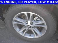 Clean CARFAX. ABS brakes, Alloy wheels, Compass,