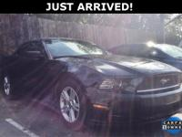 Just Reduced! This Mustang features:  Clean CARFAX.