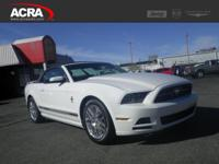 Ford Mustang, options include:  Remote Engine Start,