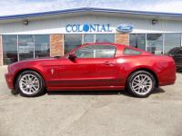 2014 Ford Mustang V6 Premium Coupe With Navigation!!