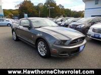 2014 Ford Mustang V6 Premium Coupe presented in