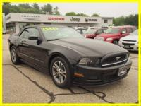 Exterior Color: black, Body: Convertible, Engine: 3.7 6