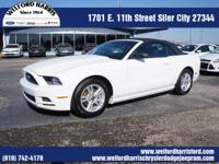 Exterior Color: oxford white, Body: Convertible,
