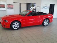 Options:  2014 Ford Mustang Hot! Hot! Hot! You'll Look