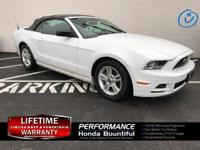 LIFETIME LIMITED WRAP & POWERTRAIN WARRANTY AVAILABLE