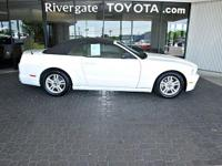 New Arrival! This 2014 Ford Mustang V6 will sell fast