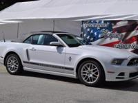 Check out this gently-used 2014 Ford Mustang we