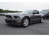 Options:  2014 Ford Mustang V6|Abs