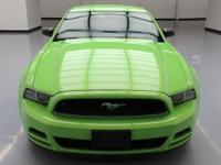 This awesome 2014 Ford Mustang comes loaded with the