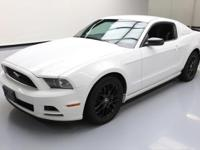 2014 Ford Mustang with 3.7L V6 Engine,Automatic