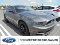FORD CERTIFIED, CLEAN CARFAX, ONE OWNER, and NON