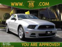 Options:  2014 Ford Mustang: The Mustang Got An