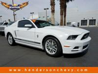 Come see this 2014 Ford Mustang V6. Its Automatic
