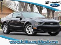 Options:  2014 Ford Mustang V6 2D Coupe|Equipment Group
