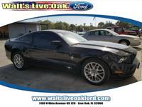 2014 Ford Mustang V6 3.7L V6 Ti-VCT 24V Black 29/19