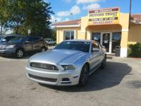 Options:  2014 Ford Mustang V6 Premium 2Dr