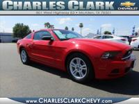 This 2014 Ford Mustang V6 boasts features like a hill