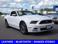 2014 Ford Mustang V6 LEATHER, CLEAN CARFAX, EXCELLENT