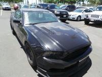 Come see this 2014 Ford Mustang . Its Automatic