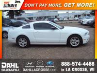 Recent Arrival! 2014 Ford Mustang V6 Great Local Trade,