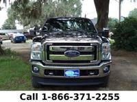 2014 Ford Super Duty F-250 Srw Lariat Features: Compass