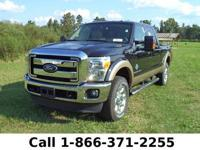 2014 Ford Super Duty F-250 Srw Features: Leather Seats