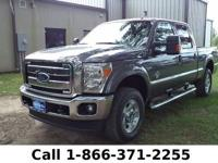 2014 Ford Super Duty F-250 Srw XLT Features: Power