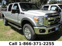 2014 Ford Super Duty F-350 Srw Lariat Features: Leather