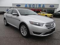 This used Ford Taurus Limited is now for sale in