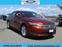 Sturdy and dependable, this pre-owned 2014 Ford Taurus