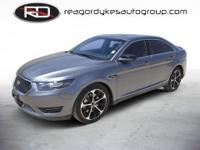 Prepare to be stunned by the sporty 2014 Ford Taurus