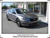 2014 FORD TAURUS SHO AWDHEATED/COOLED LEATHER
