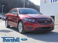 Boasting superb craftsmanship, this 2014 Ford Taurus