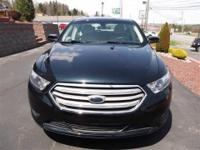 You are viewing a 2014 Ford Taurus SEL with the All
