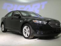 2014 Ford Taurus SEL and MotorTrend Certified. Taurus