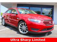 New Price! 2014 Ford Taurus Limited Awards: * 2014