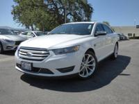 Options:  2014 Ford Taurus 4Dr Sdn Limited