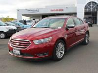 This 2014 Ford Taurus Limited is proudly offered by