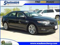 Options:  2014 Ford Taurus Limited|Limited 4Dr