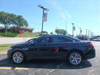 With a bold attitude, our 2014 Ford Taurus Limited is