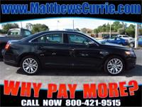 2014 FORD TAURUS Sedan Our Location is: Matthews-Currie