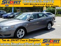 Gray 2014 Ford Taurus SEL FWD 6-Speed Automatic