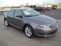 2014 Ford Taurus SEL SEL CARFAX One-Owner. Certified.