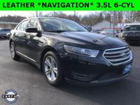 NAVIGATION / GPS, POWER LEATHER SEATS, BACK-UP CAMERA,