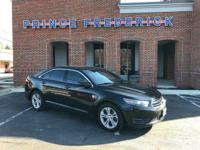 2014 FORD TAURUS SEL WITH NAVIGATION! THE SEDAN WITH