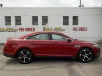 2014 Ford Taurus SEL 3.5L 6-Cylinder SMPI DOHC If you
