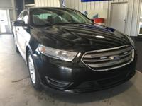 2014 Ford Taurus SEL  in Tuxedo Black Metallic and One