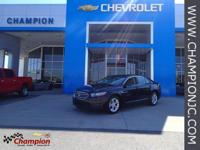 Options:  2014 Ford Taurus Sel|Black|Equipment Group